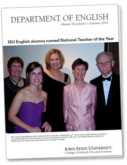2010 English Newsletter