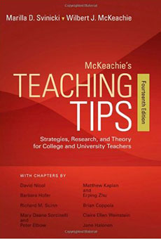 McKeachie's-Teaching-Tips