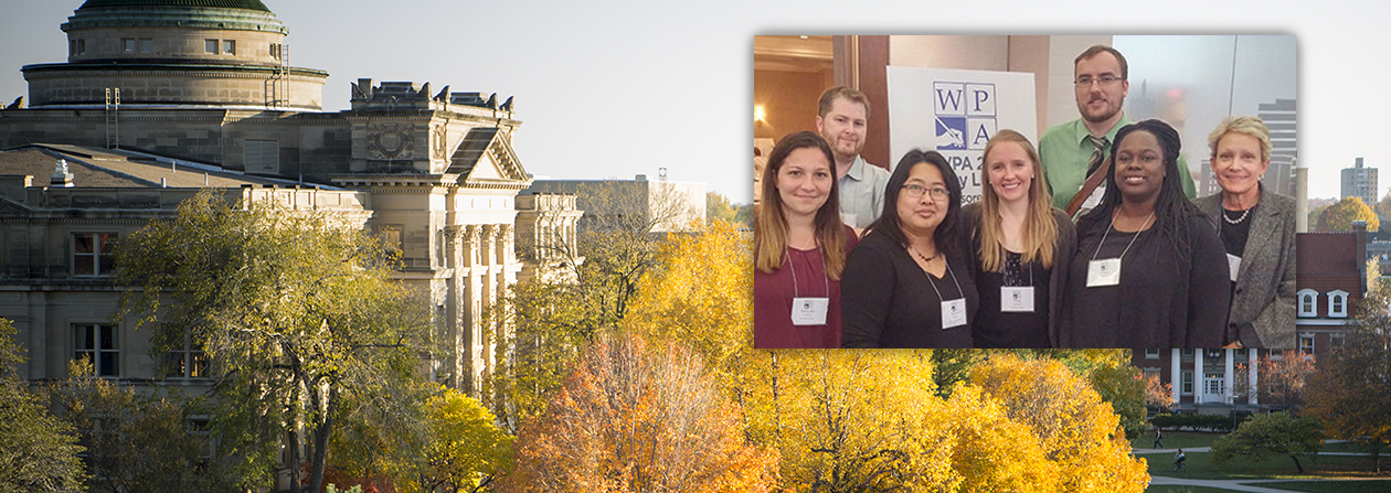 RPC Students Present at National Council of Writing Program Administrators Conference